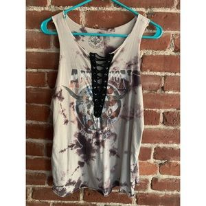 Ladies Affliction Tank Top from Buckle